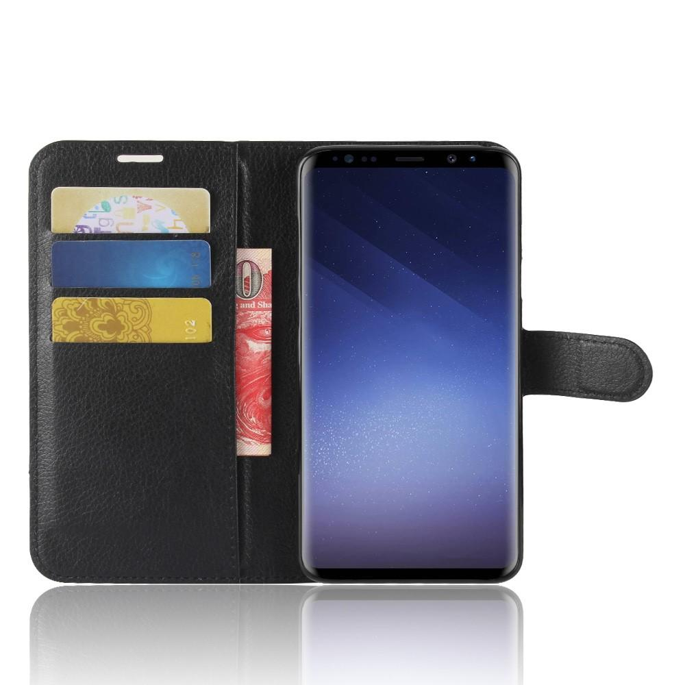 Mobilfodral Samsung Galaxy S9 Plus svart