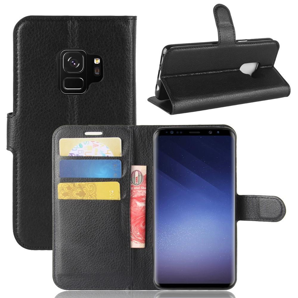 Mobilfodral Samsung Galaxy S9 svart