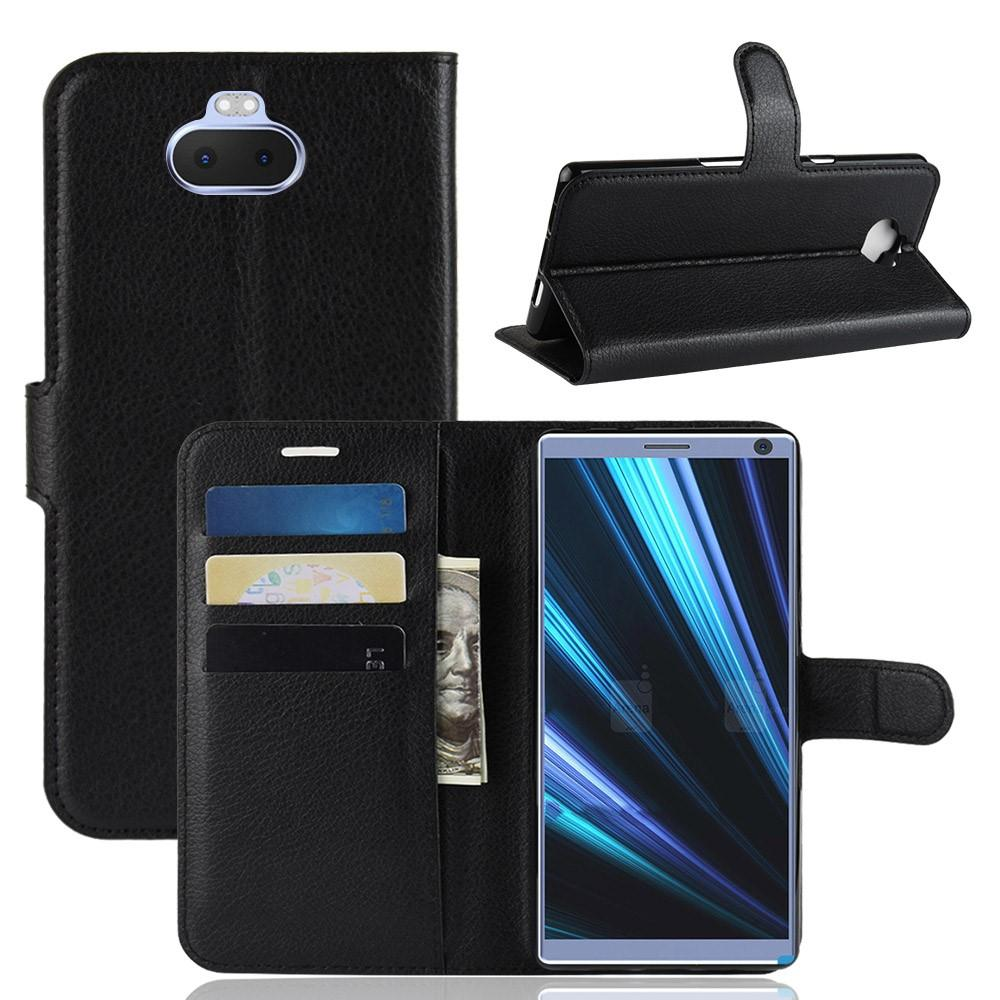 Mobilfodral Sony Xperia 10 svart