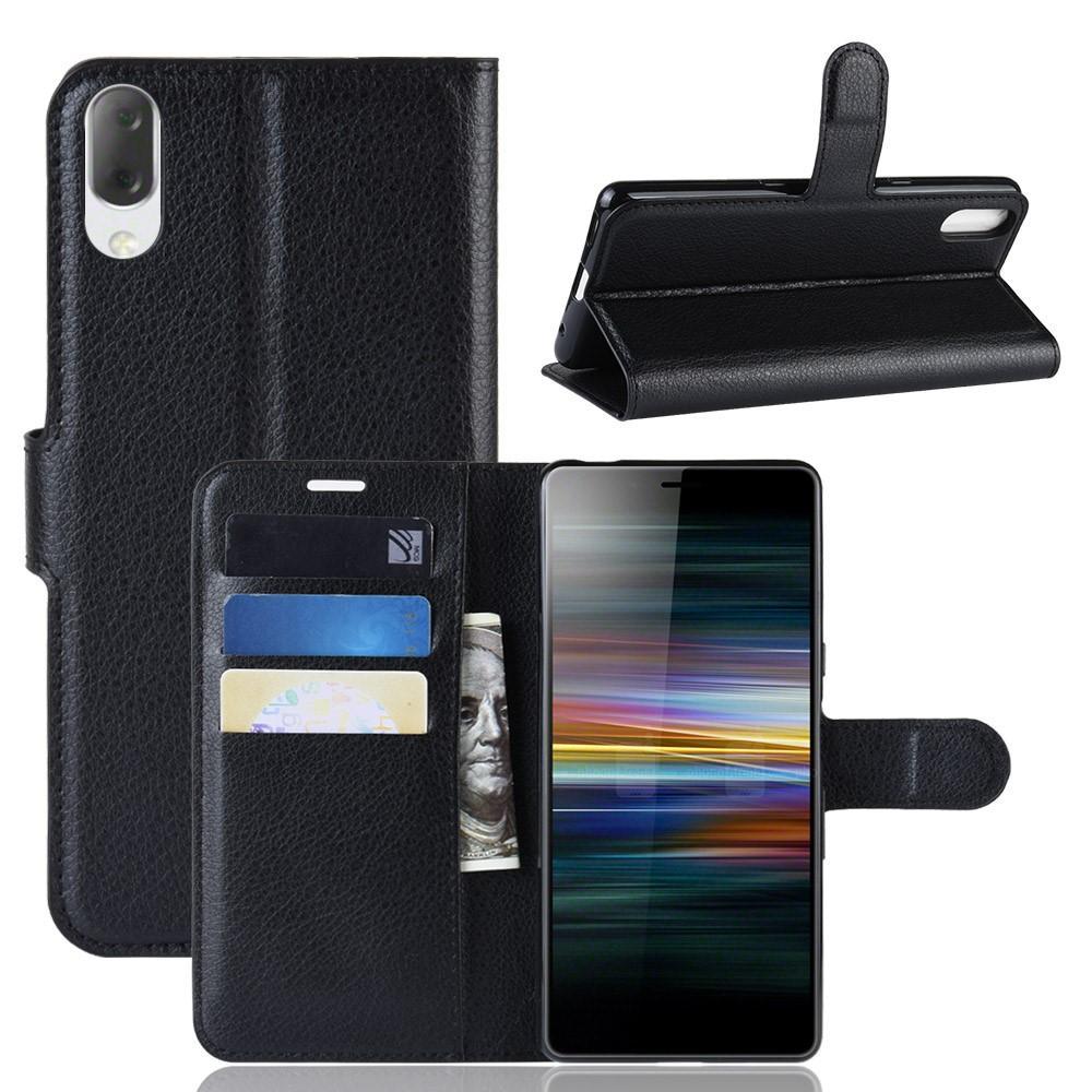 Mobilfodral Sony Xperia L3 svart