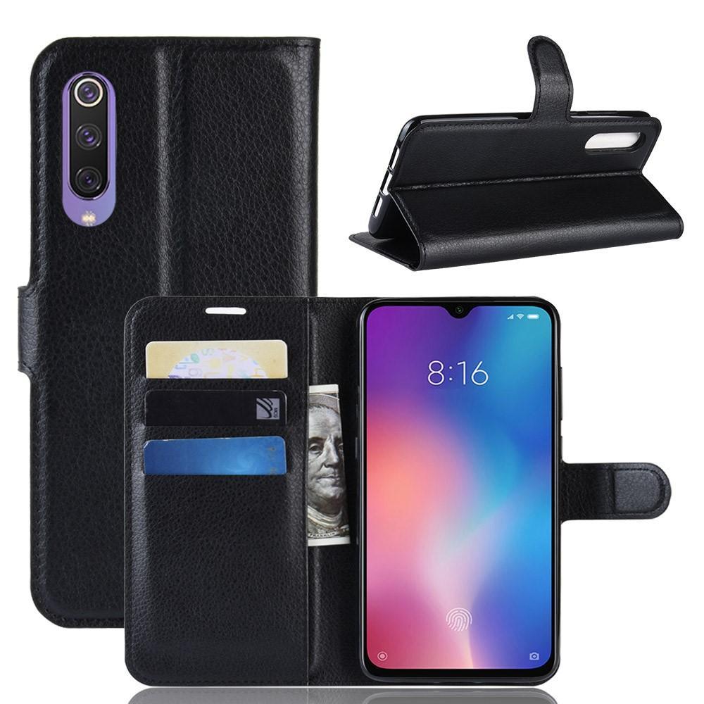 Mobilfodral Xiaomi Mi 9 SE svart