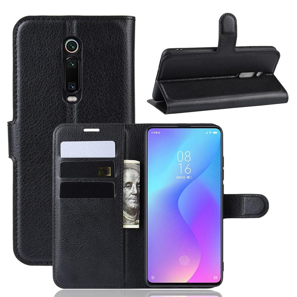Mobilfodral Xiaomi Mi 9T/9T Pro svart