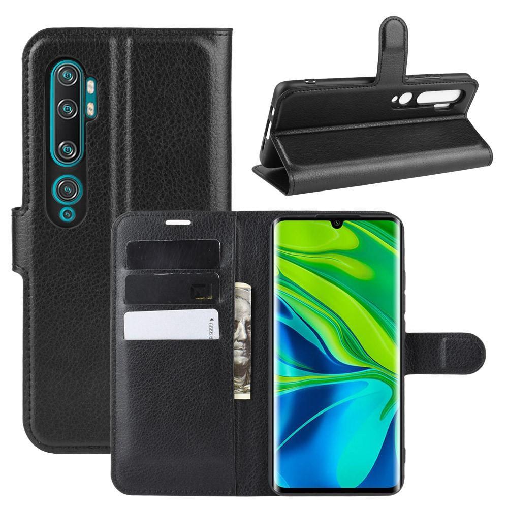 Mobilfodral Xiaomi Mi Note 10/10 Pro svart
