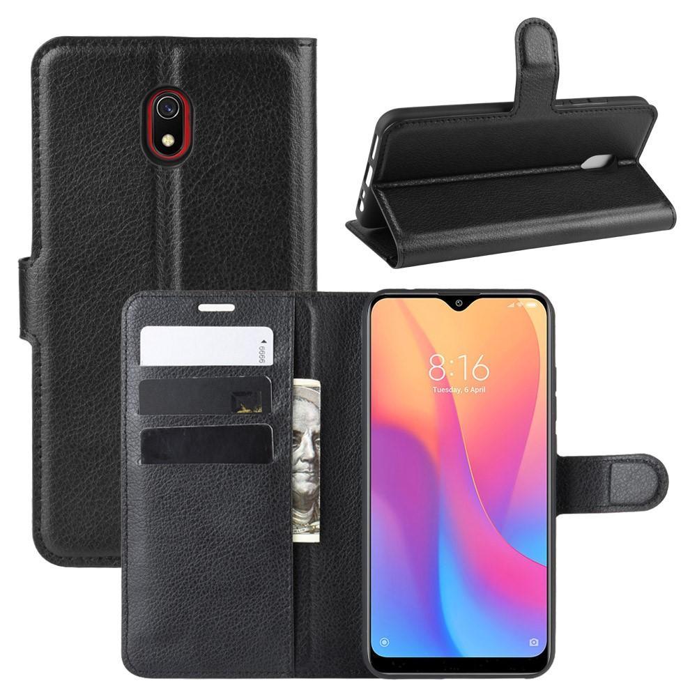 Mobilfodral Xiaomi Redmi 8A svart