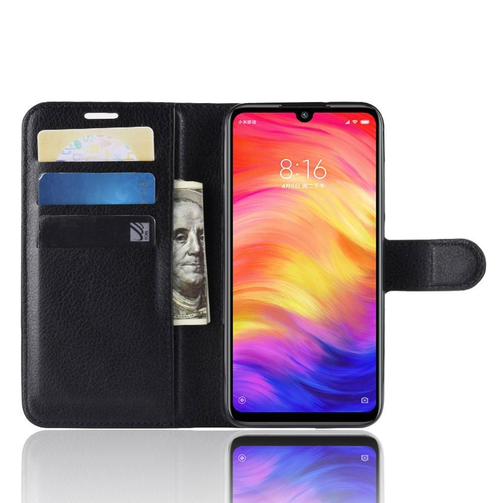 Mobilfodral Xiaomi Redmi Note 7 svart