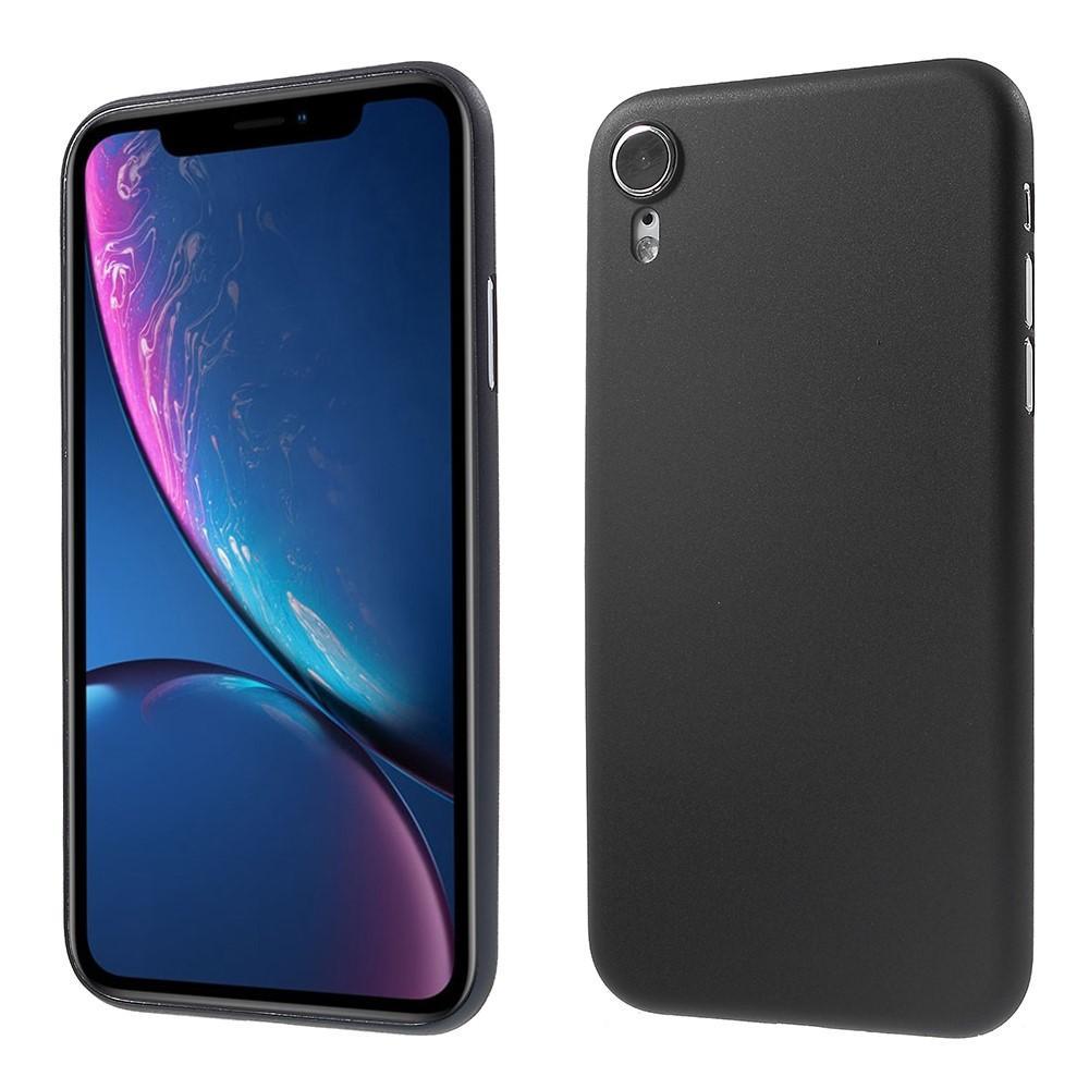 Mobilskal UltraThin Apple iPhone XR svart