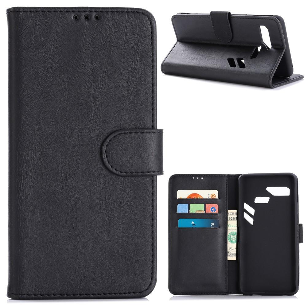 Plånboksfodral Asus ROG Phone svart