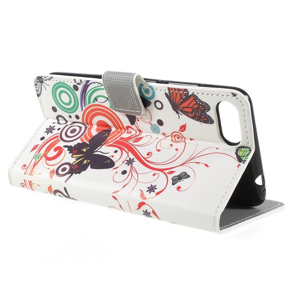 Plånboksfodral Asus ZenFone 4 Max butterfly