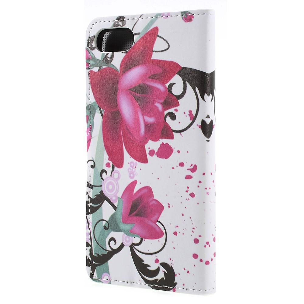 Plånboksfodral Asus ZenFone 4 Max flowers