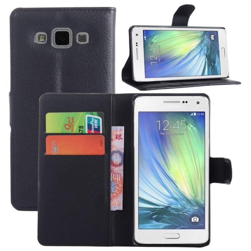 Plånboksfodral Samsung Galaxy A5 svart