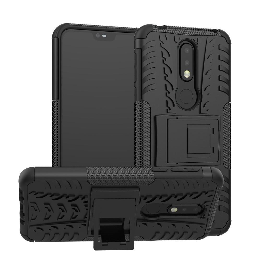 Rugged Skal Nokia 7.1 svart
