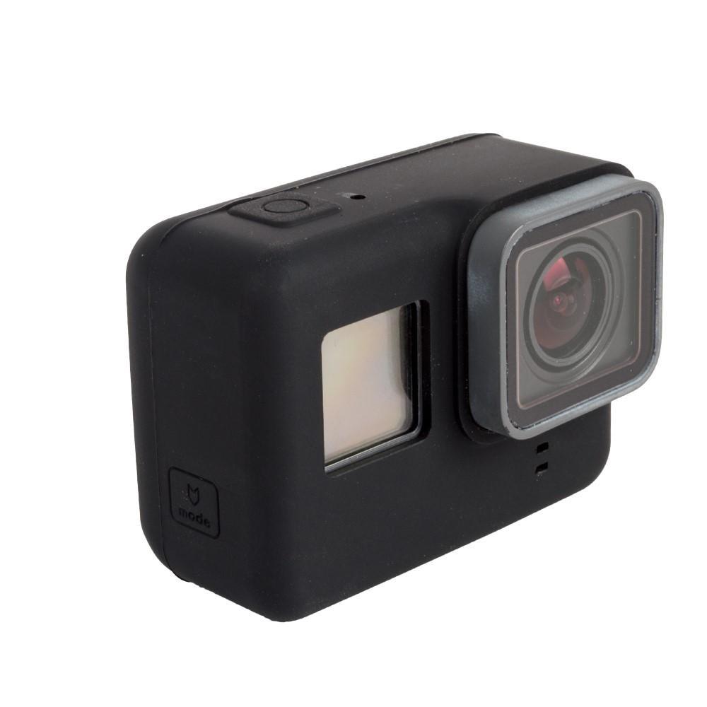 Silikonskal GoPro Hero5 Black/Hero6 Black svart