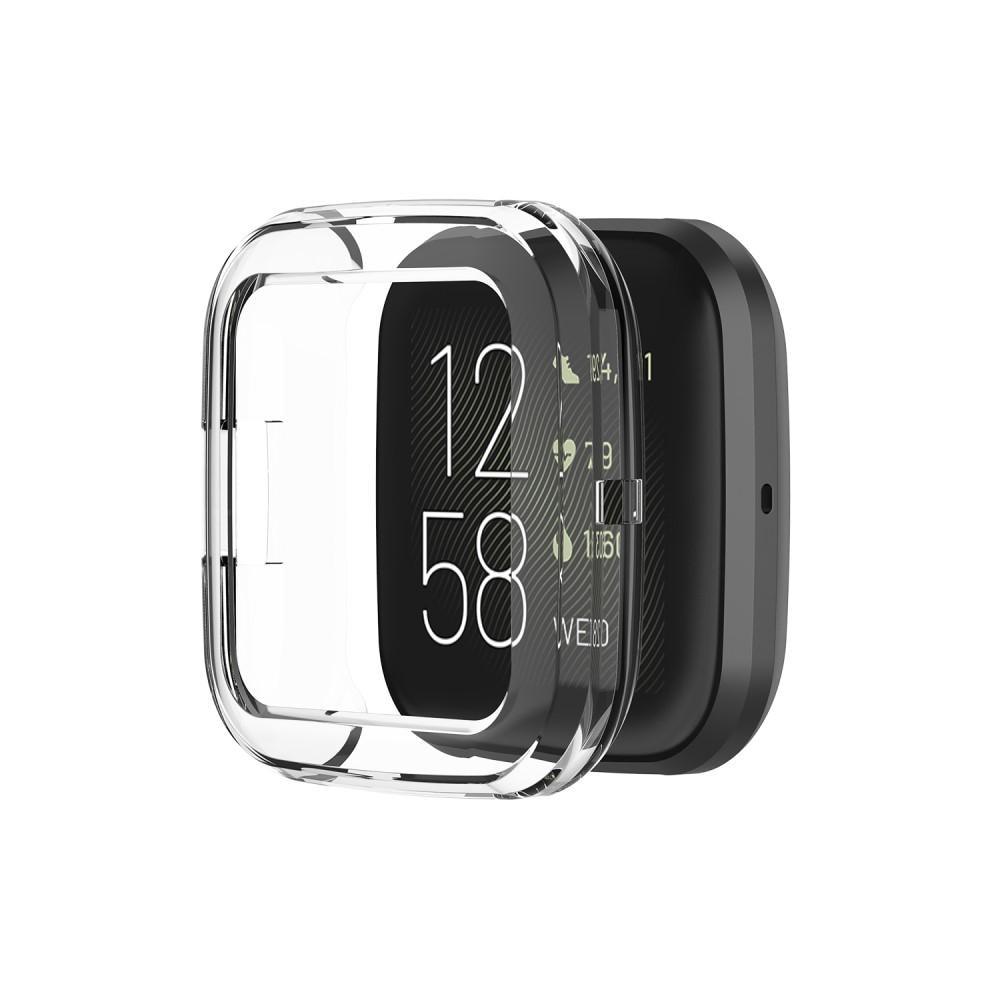 Skal Fitbit Versa 2 transparent