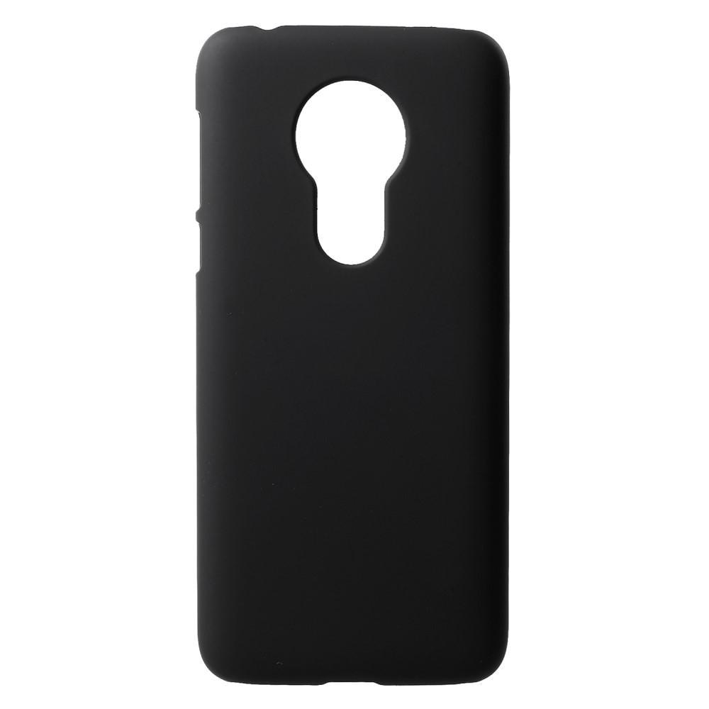 Skal Gummerat Motorola Moto G7 Power svart