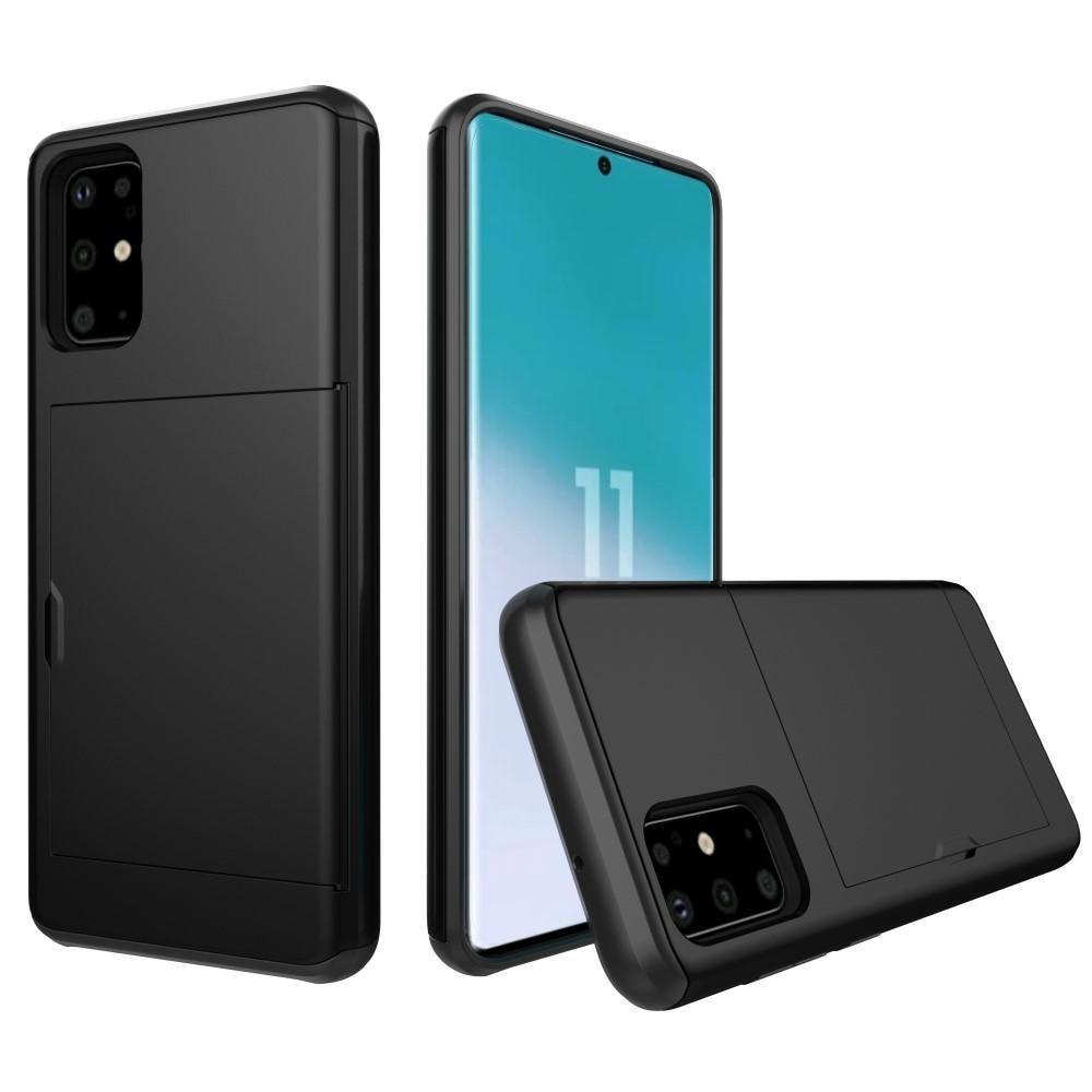 Skal Kortfack Samsung Galaxy S20 svart