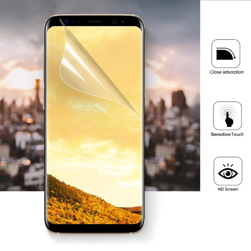Skärmskydd Samsung Galaxy S8 Plus