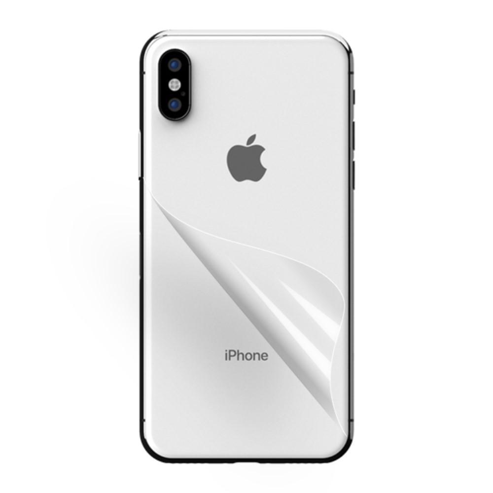 Skyddsfilm Baksida iPhone XS Max