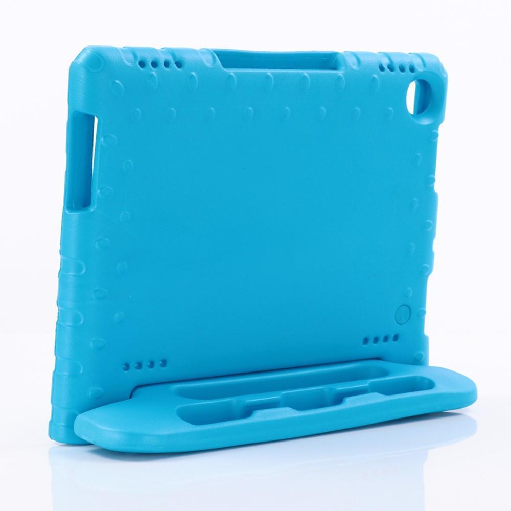 Stöttåligt EVA Skal Huawei MediaPad M5 Lite 10 blå