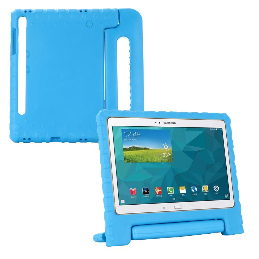 Stöttåligt EVA Skal Samsung Galaxy Tab S6 10.5 blå