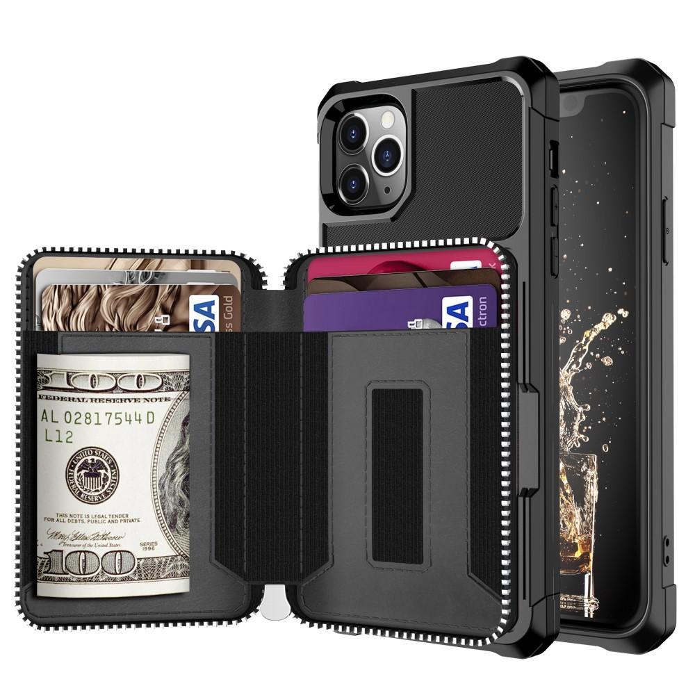 Tough Zipper Case iPhone 11 Pro svart