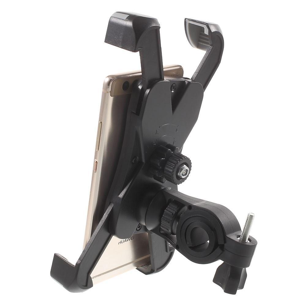 Universal Cykel Mobilhållare svart/grå