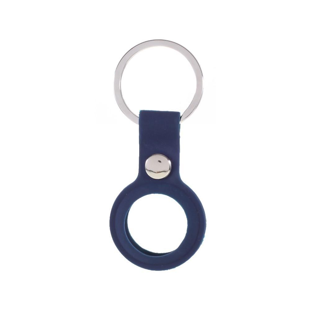 AirTag Keychain Case Blue