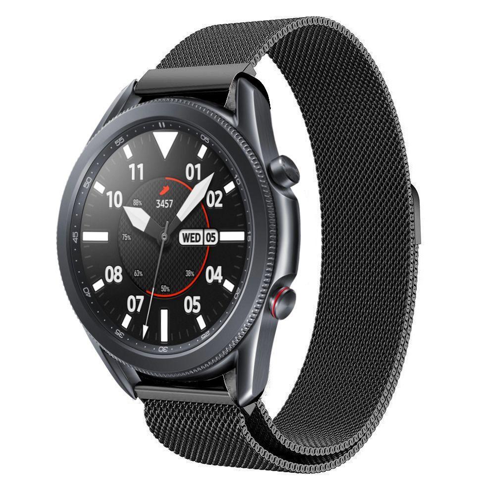 Armband Milanese Samsung Galaxy Watch 3 41mm svart