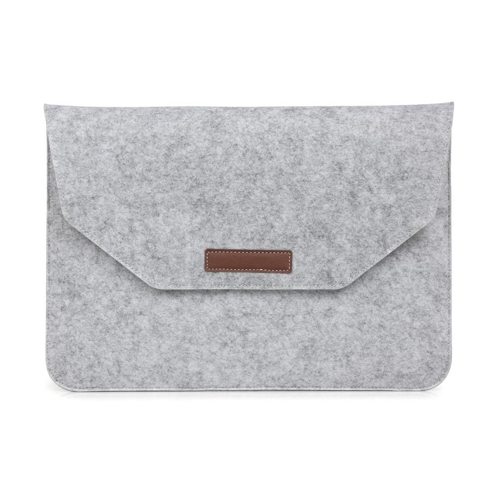 Fodral Macbook Pro 15.4 grå
