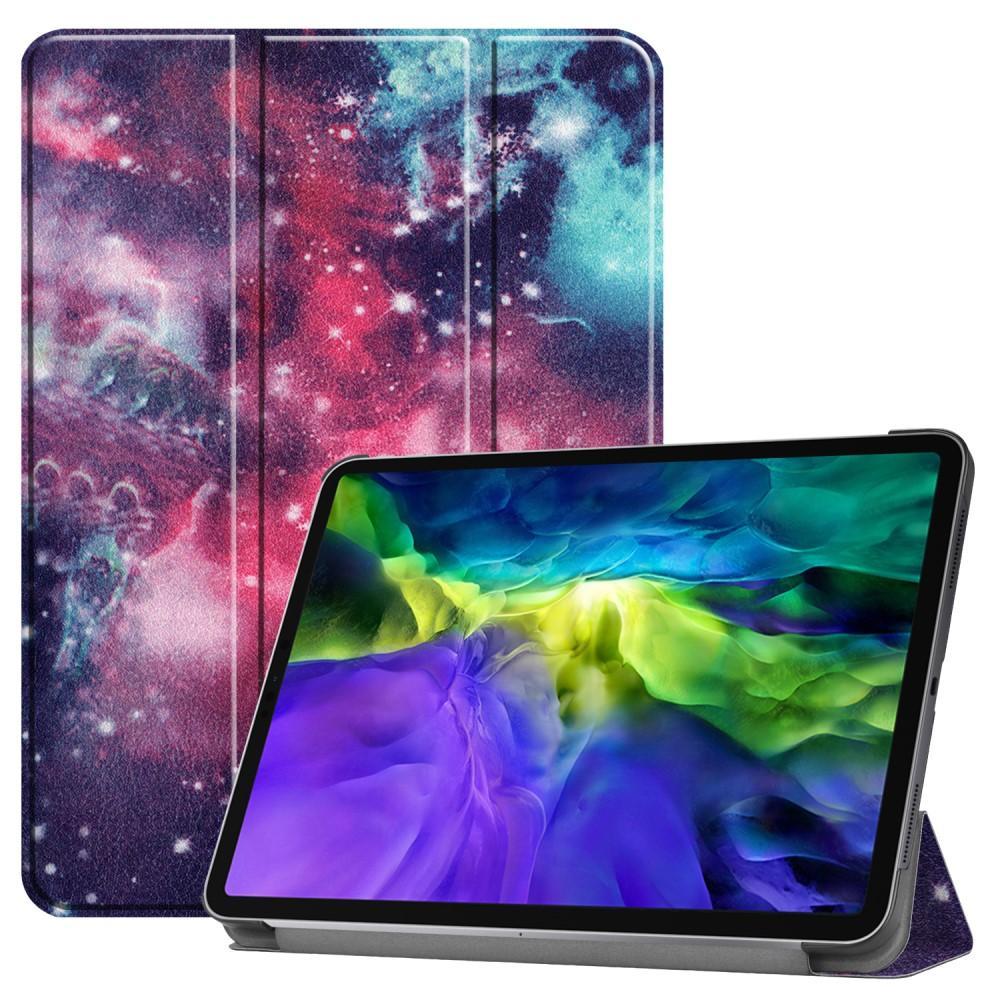 Fodral Tri-fold Apple iPad Pro 11 2020 - Rymd