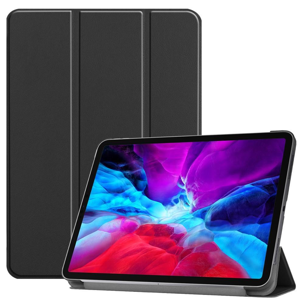Fodral Tri-fold Apple iPad Pro 12.9 2018/2020 svart