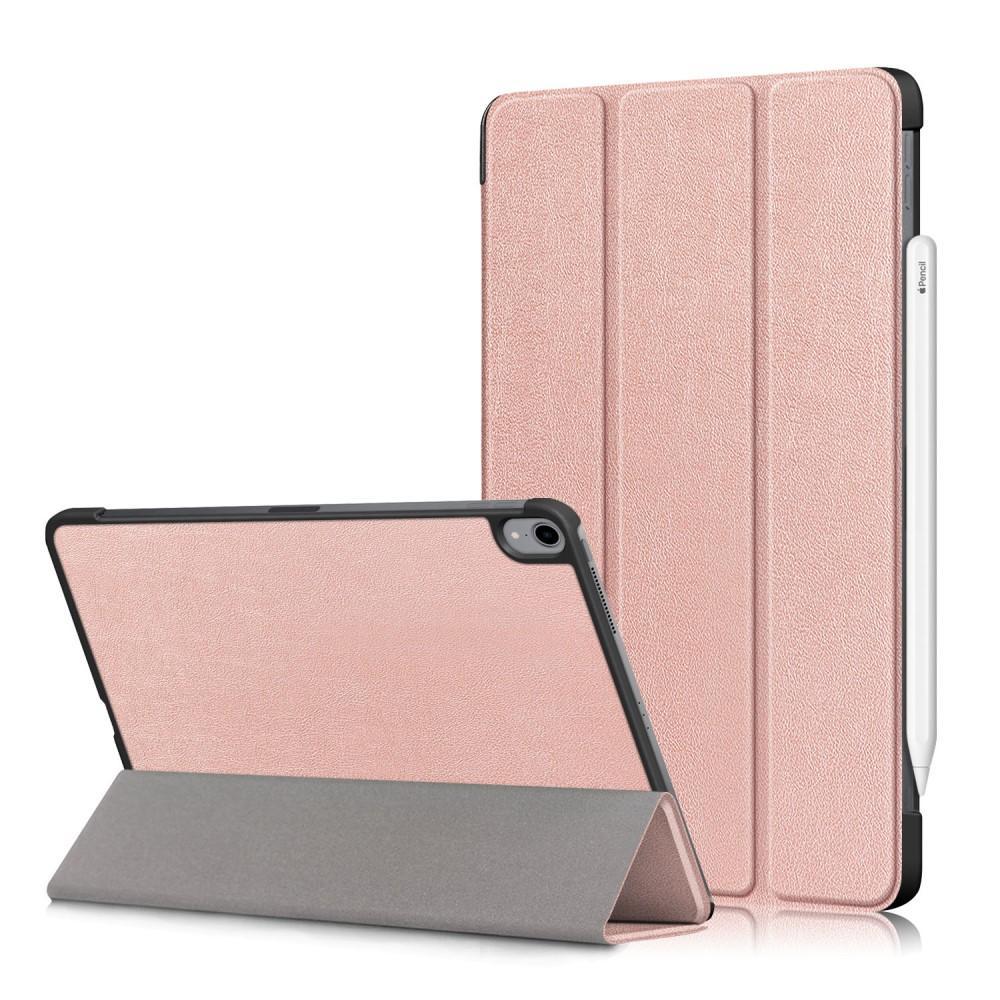 Fodral Tri-fold iPad Air 10.9 2020 rosa