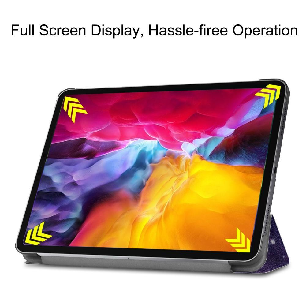Fodral Tri-fold iPad Pro 11 2021 - Rymd