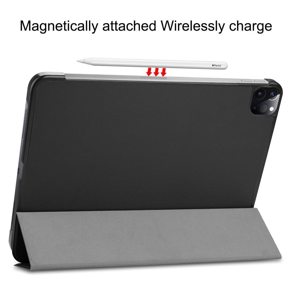 Fodral Tri-fold iPad Pro 11 2021 svart