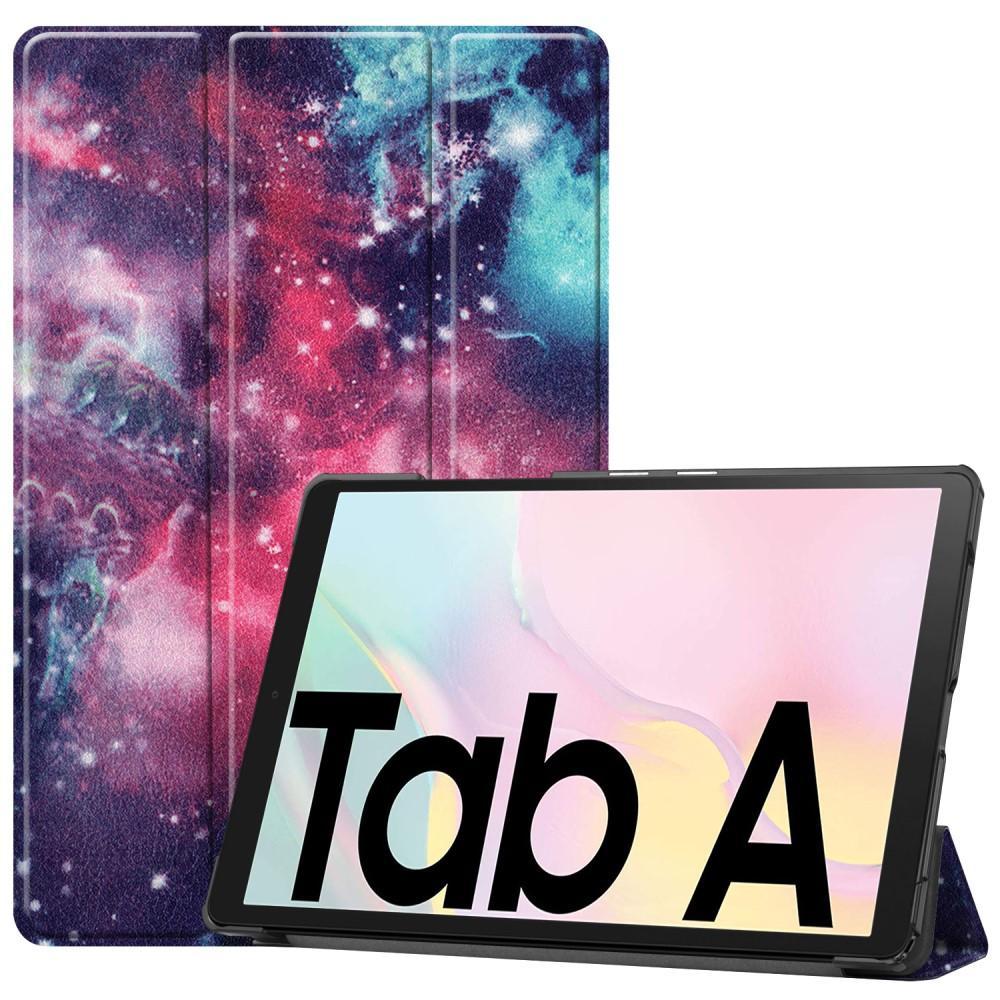 Fodral Tri-fold Samsung Galaxy Tab A7 10.4 2020 - Rymd