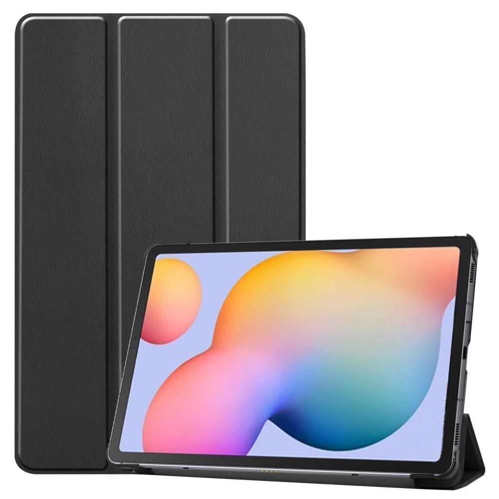 Fodral Tri-fold Samsung Galaxy Tab S6 Lite 10.4 svart