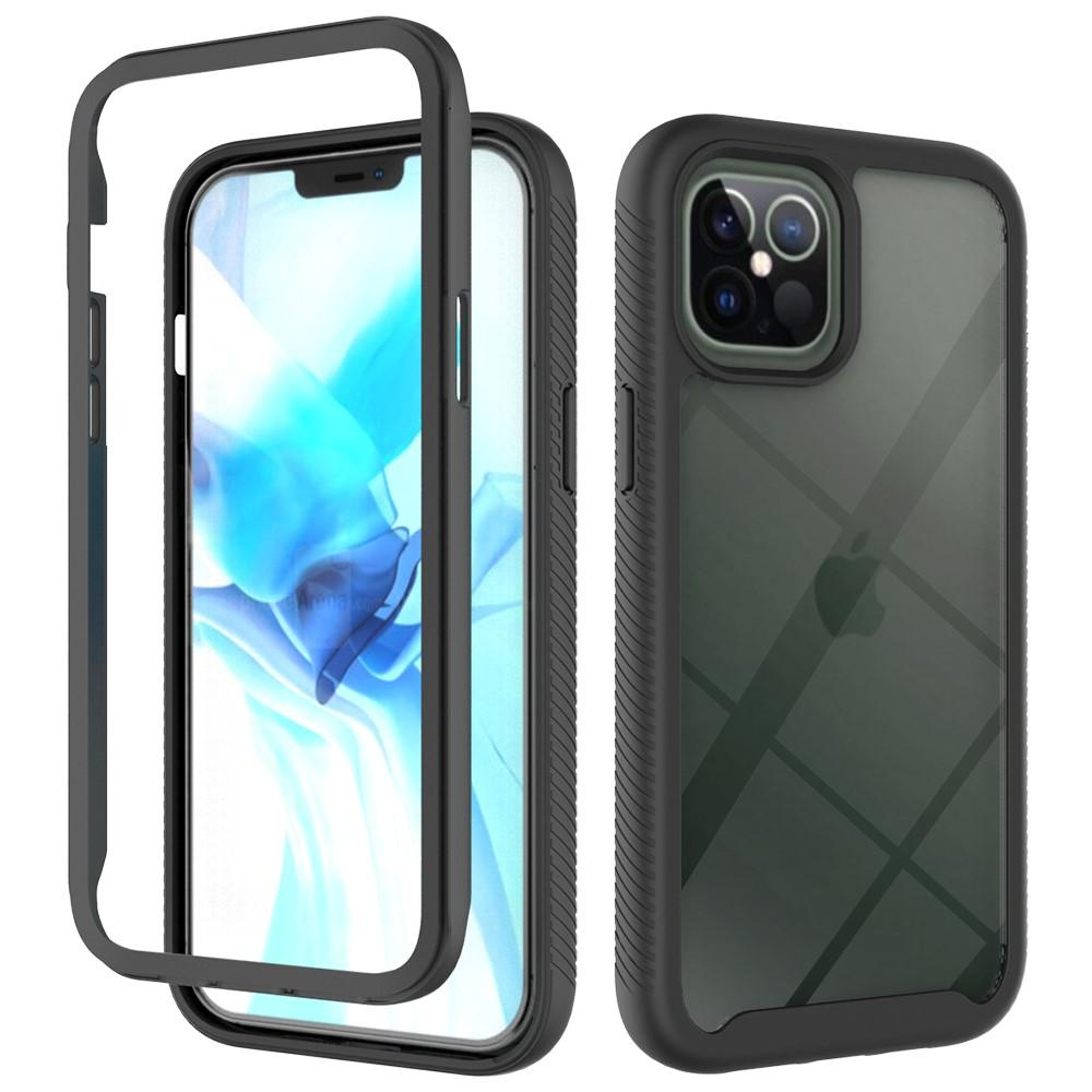 Full Cover Skal iPhone 12 Pro Max svart