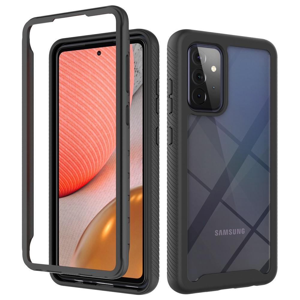 Full Cover Skal Samsung Galaxy A72 5G svart