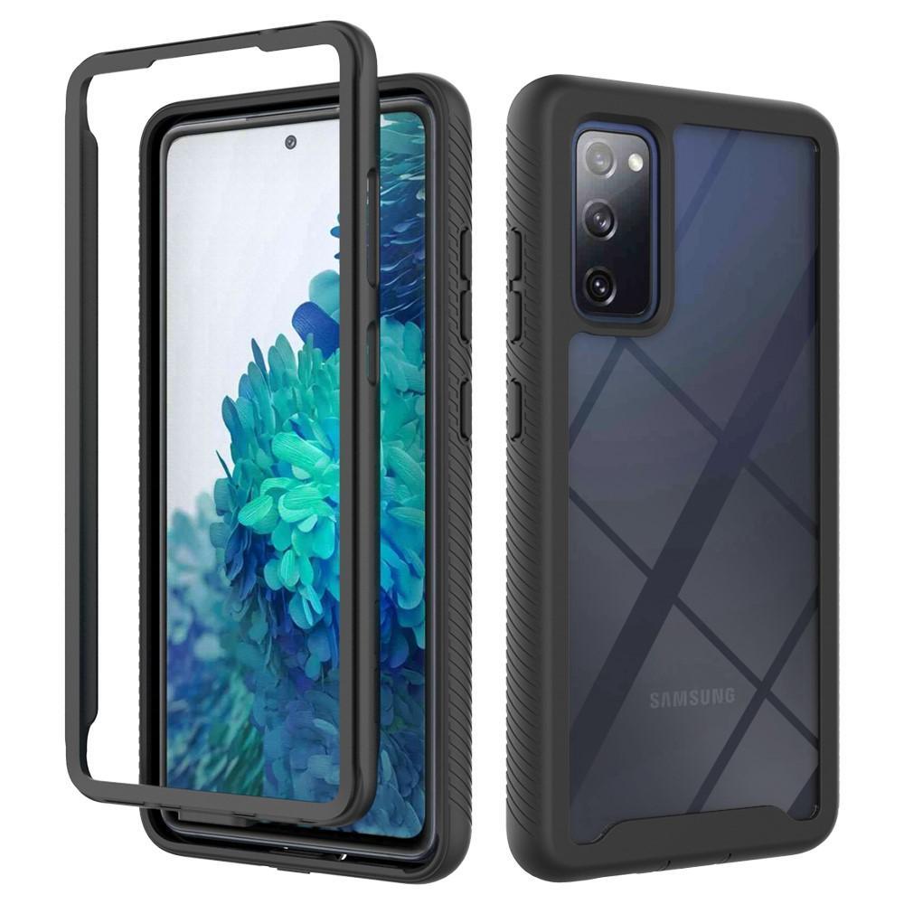Full Cover Skal Samsung Galaxy S20 FE svart