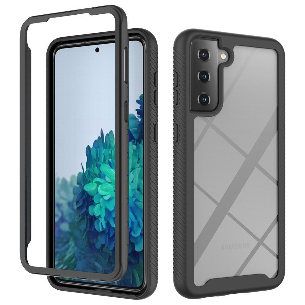 Full Cover Skal Samsung Galaxy S21 Plus svart