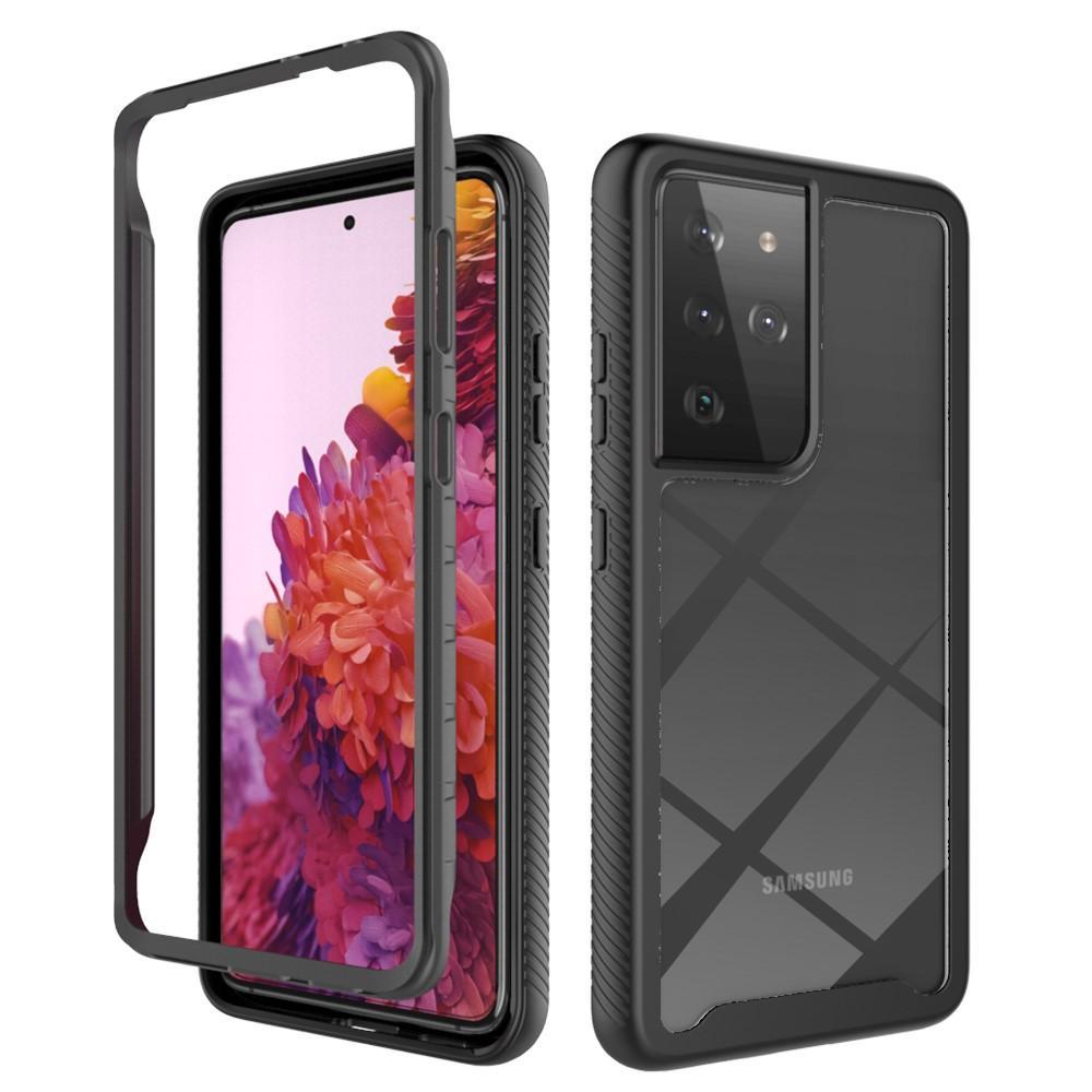 Full Cover Skal Samsung Galaxy S21 Ultra svart