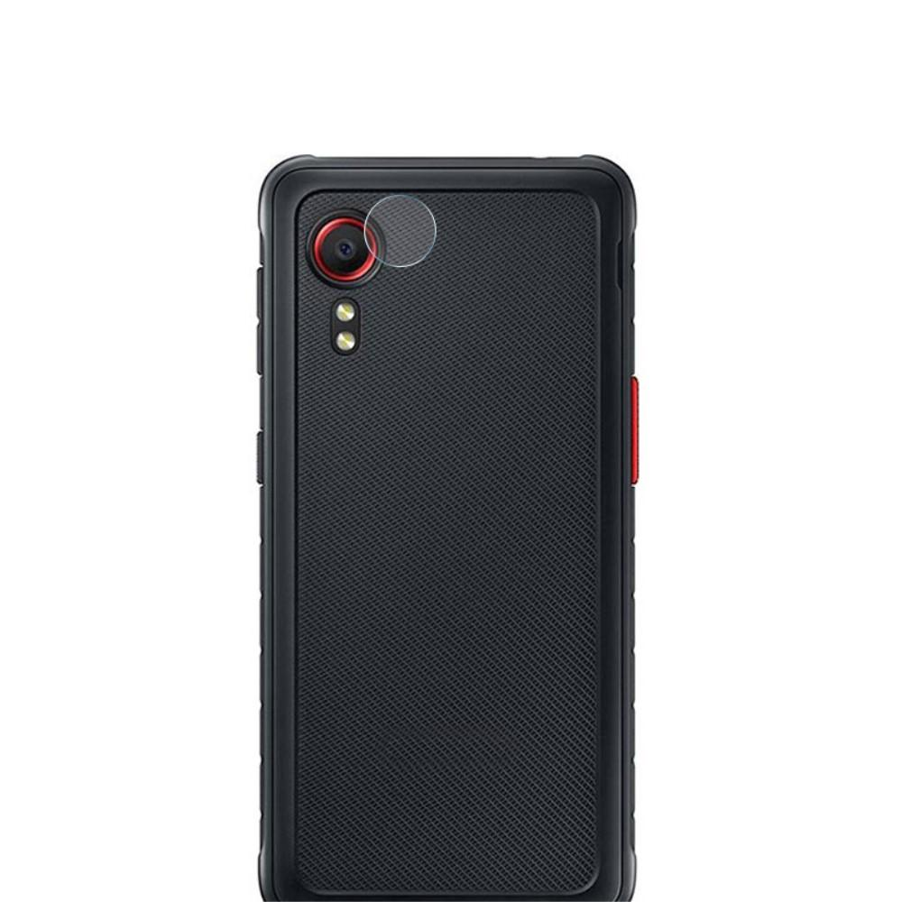 Härdat Glas 0.2mm Linsskydd Galaxy Xcover 5