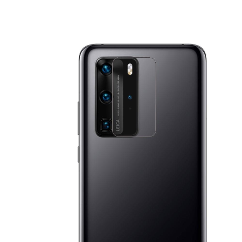 Härdat Glas 0.2mm Linsskydd Huawei P40 Pro