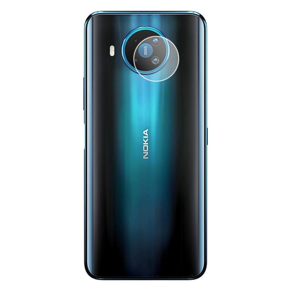 Härdat Glas 0.2mm Linsskydd Nokia 8.3 5G