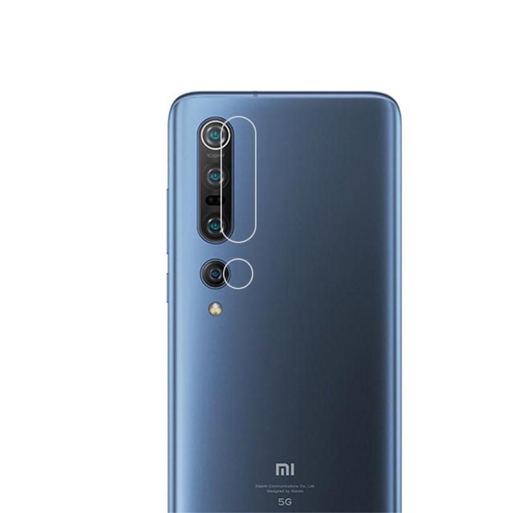 Härdat Glas 0.2mm Linsskydd Xiaomi Mi 10 Pro