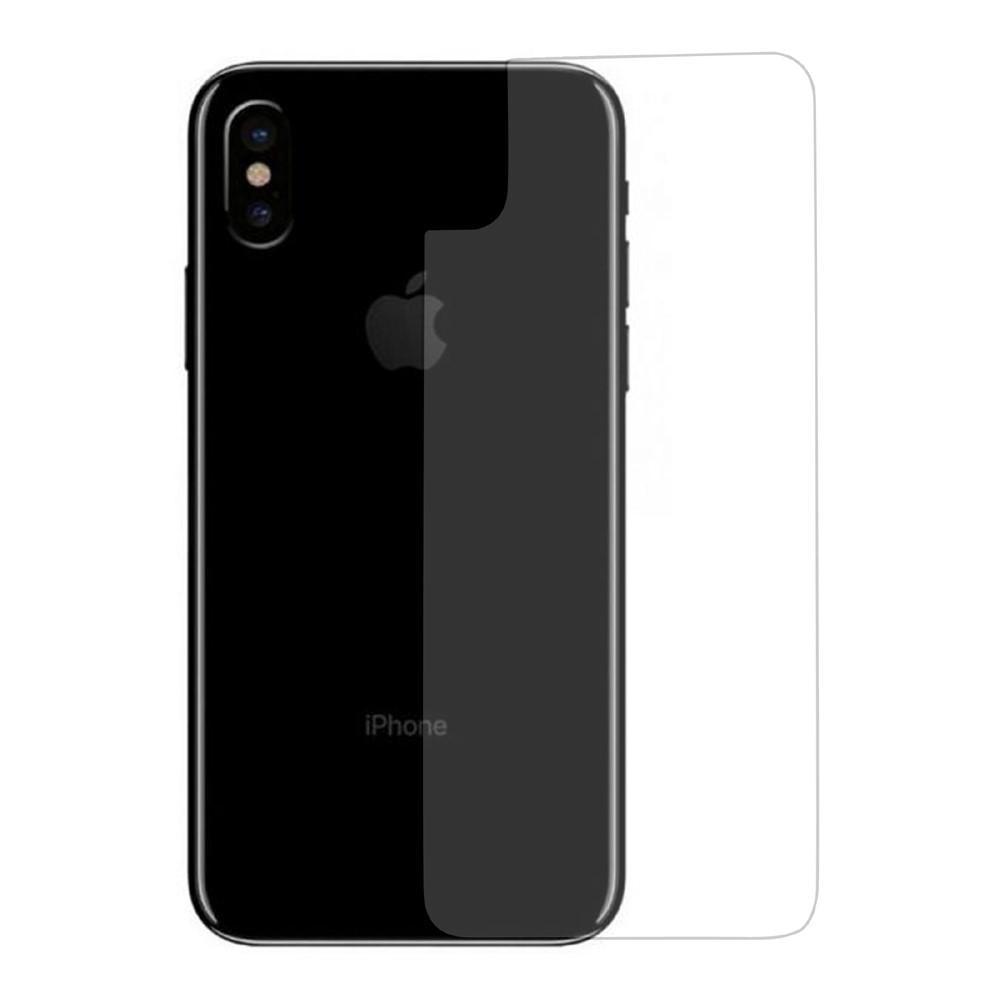Härdat Glas 0.3mm Baksida iPhone X/XS