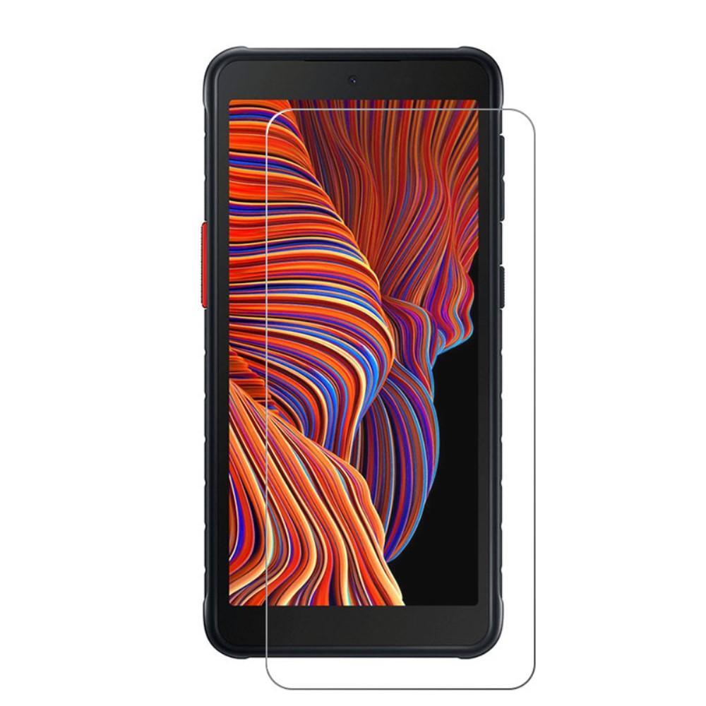 Härdat Glas 0.3mm Skärmskydd Galaxy Xcover 5