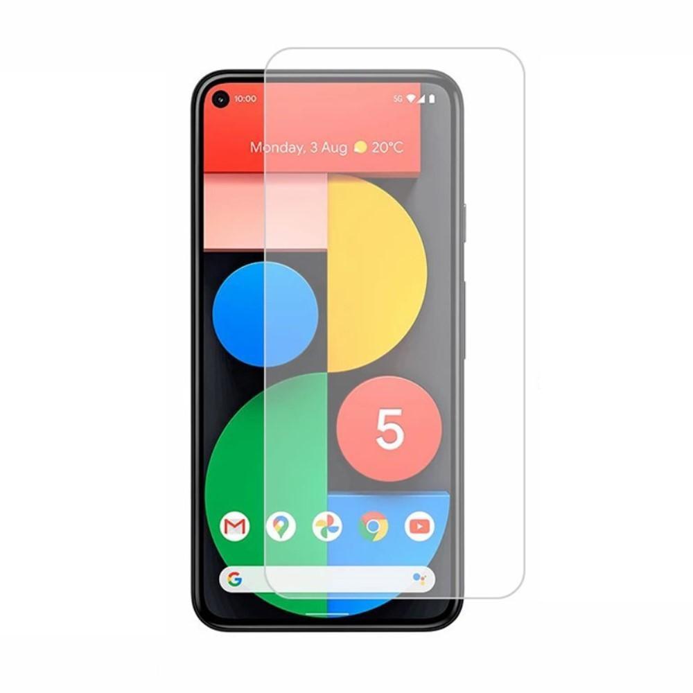 Härdat Glas 0.3mm Skärmskydd Google Pixel 5