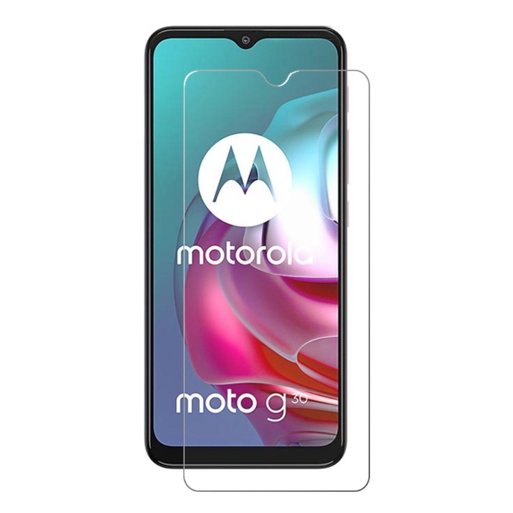 Härdat Glas 0.3mm Skärmskydd Motorola Moto G20/G30