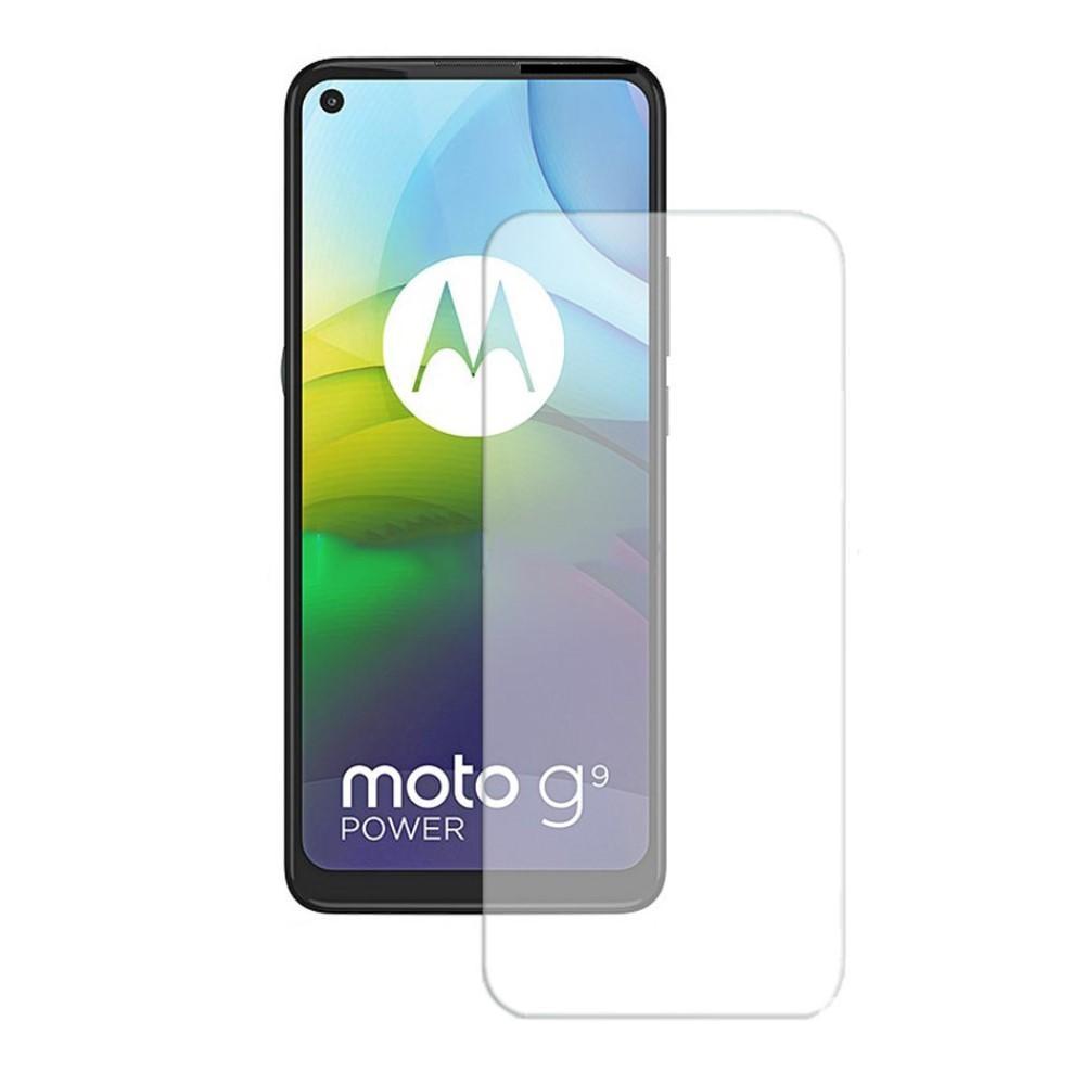 Härdat Glas 0.3mm Skärmskydd Motorola Moto G9 Power