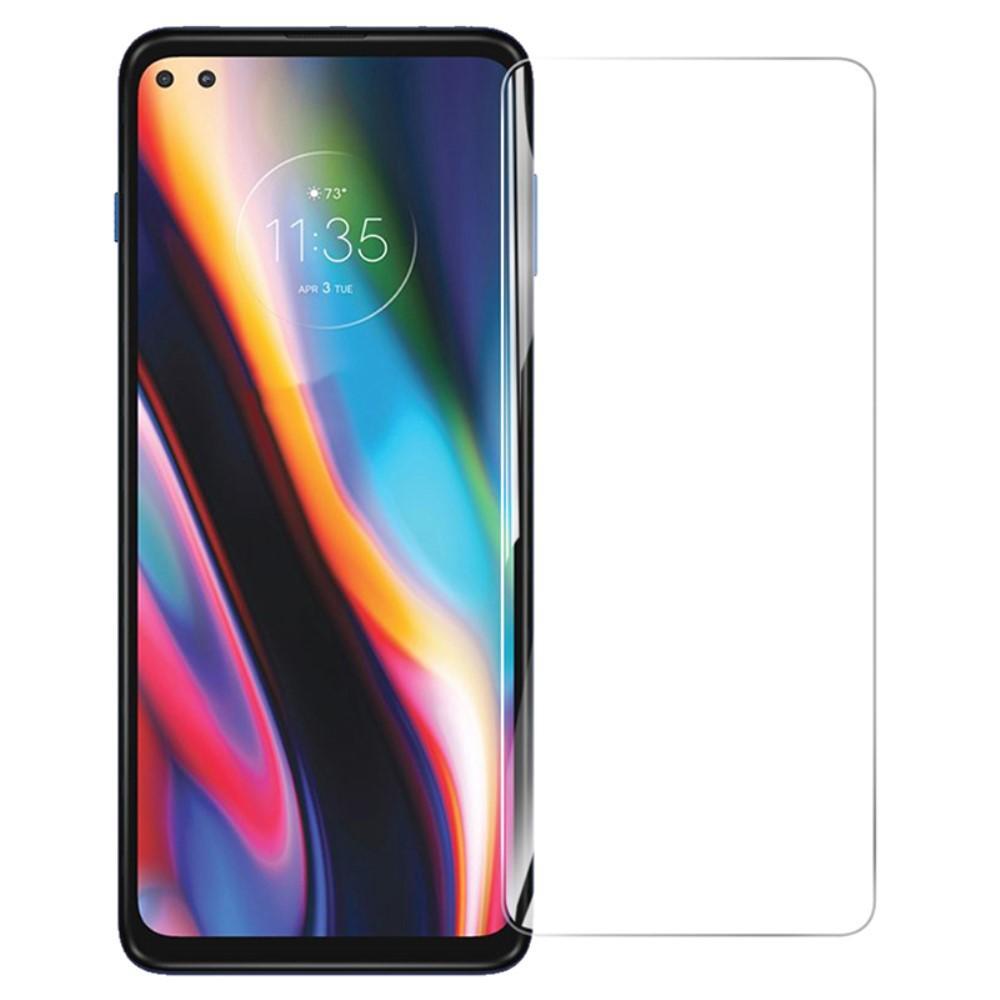Härdat Glas 0.3mm Skärmskydd Motorola Moto G 5G Plus
